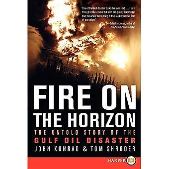 Incendie sur le feu de LP Horizon à l'Horizon LP: The Untold Story du Golfe d'huile en cas de catastrophe l'histoire incalculable de la catastrophe de pétrole du Golfe