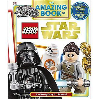 LEGO (R) Star Wars fantastiska bok: med jätte affisch
