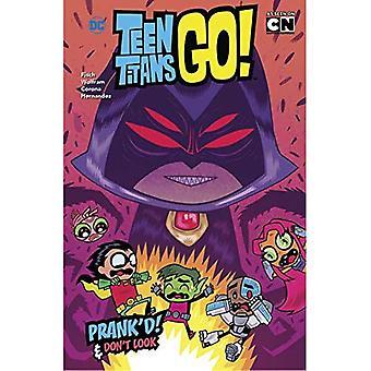 Prank ville! og ser ikke (Teen Titans)