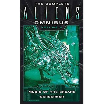 Die komplette Aliens Omnibus: Musik der Speere, Berserker-Band 4