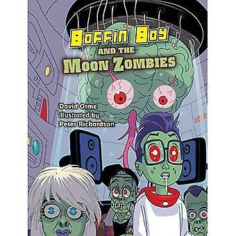 Boffin Boy und die Mond-Zombies