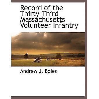 Record della fanteria volontari defibrillatore Massachusetts da Boies & Andrew J.