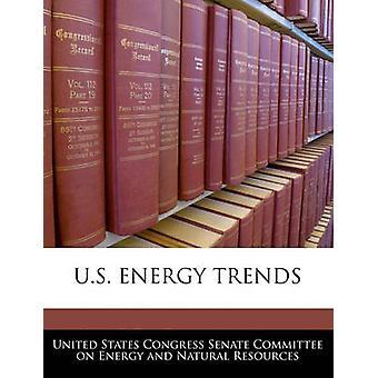 Amerikaanse energie Trends door Amerikaanse Senaatscommissie Congres