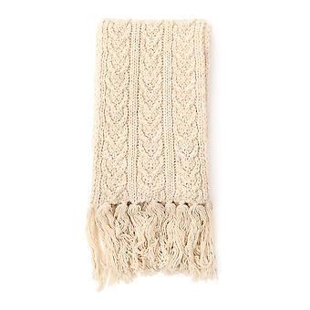Barena Venezia Acu20610333500 Men's White Wool Scarf