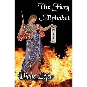 De vurige alfabet door Lefer & Diane