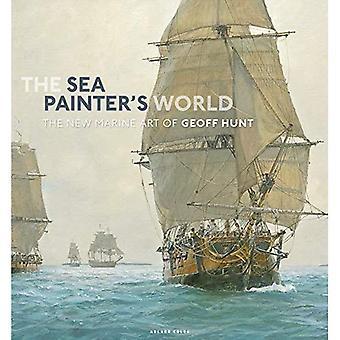 Mondo del pittore mare: la nuova arte marino di Geoff Hunt, 2003-2010