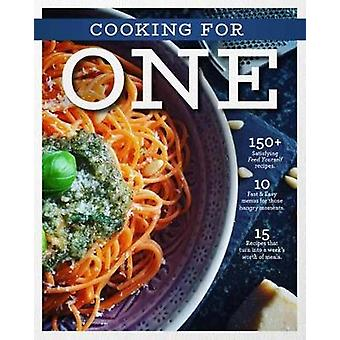 Cooking For one by Cider Mill Press - 9781604338133 Book