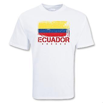 Эквадор футбол футболку