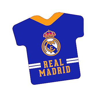 Real Madrid CF Shirt Shaped Filled Cushion