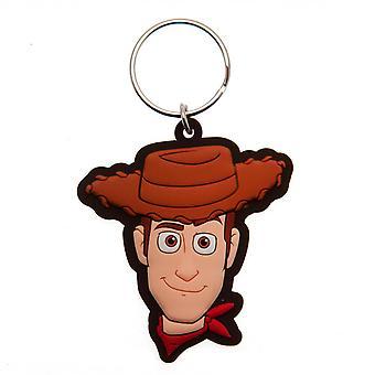 Toy Story 4 Woody PVC Keyring