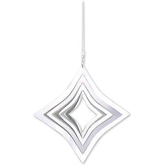 Esprit d'Air inox jardin Spinner diamant