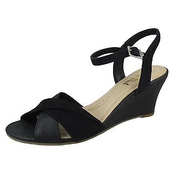 Damen Van Dal Keil Heeled Sandal Beauworth