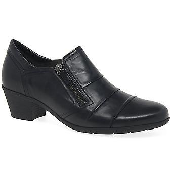 Gabor Sherbert Womens High Cut Zip chaussures de fixation