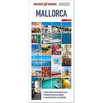 Insight Flexi Map - Mallorca by APA Publications Limited - 97817800591