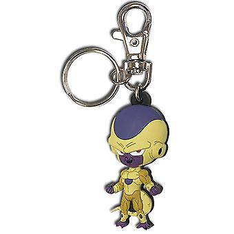 Key Chain - Dragon Ball Super - SD Golden Frieza New Licensed ge85449