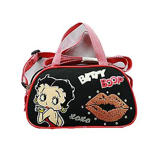 Handbag - Betty Boop - lips-mark New Hand Bag Purse Girls Gifts 39893