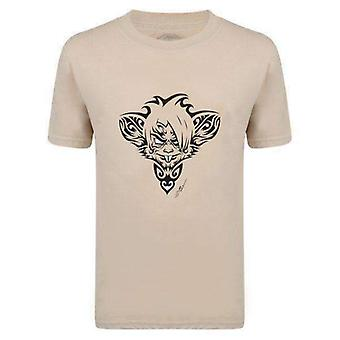 Surf ratz rat tatt -kids t-shirt – sand