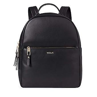 Tous Mochila Higgins - Black Women's Backpack Bags (Negro)
