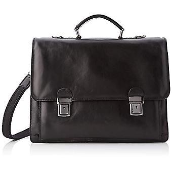 All-Fashion Chicca Cbc181070gf22 Unisex Adult Black Hand Bag 15x30x42 cm (W x H x L)