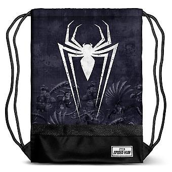 Spider-Man-gym bag, Poison