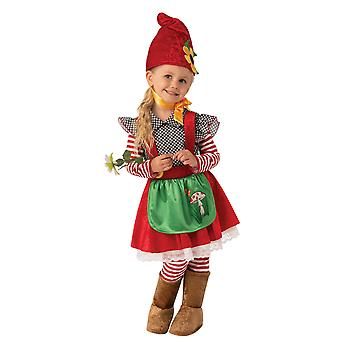 Costume gnome Bristol Novelty Toddlers Garden