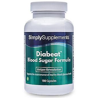 Diabeat veren sokerin kaava