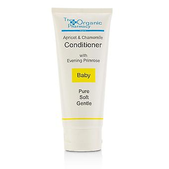 The Organic Pharmacy Apricot & Chamomile Conditioner With Evening Primrose (pure Soft Gentle - Baby) - 100ml/3.3oz