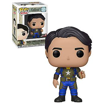 Fallout Vault Dweller Male with Mentats US Pop! Vinyl