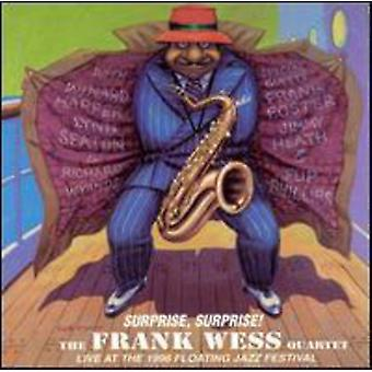 Frank Wess - Surprise Suprise [CD] USA import