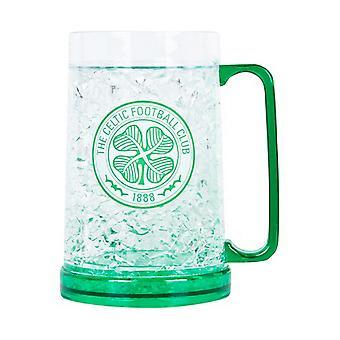 Keltische FC officiële voetbal club Crest vriezer mok