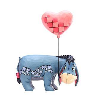 Disney Traditions 'Eeyore with a Heart' Balloon Figurine
