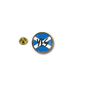 Kiefer PineS Pin Abzeichen Pin-Apos;s Metall Broche Papillon Flagge Schottland Ja Europa