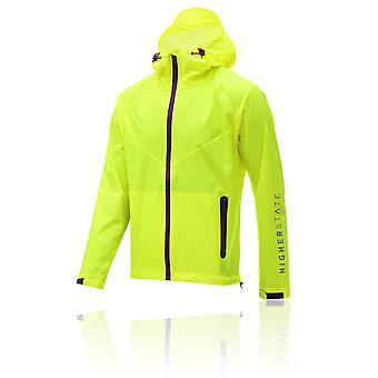 Higher State Women's Reflective Ultralite Waterproof Running Jacket - AW19