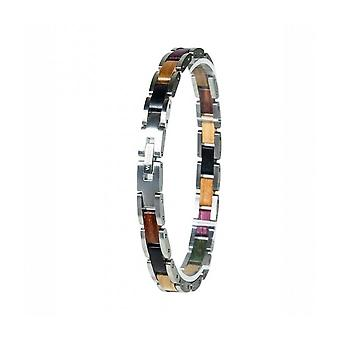 Element Bracelet Waidzeit Colored Silver Colors - EL-T03