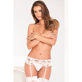 spendire di pizzo Belt-white