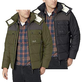 Jack Wolfskin heren High Range waterdichte jas