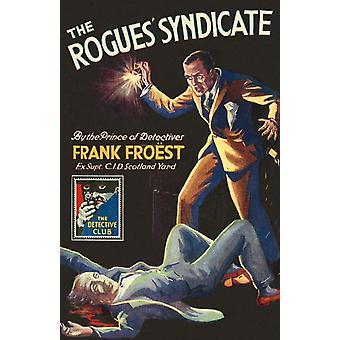 Rogues Syndicate by Frank Froest