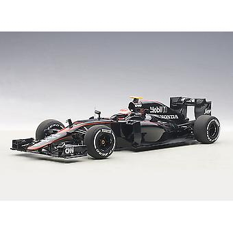 McLaren Mercedes MP4-30 (Jenson Button-Spaanse GP 2015) samengestelde model auto