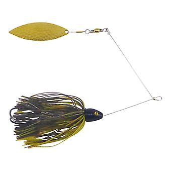 Artizan Double Trouble Candy Craw Brass Blade