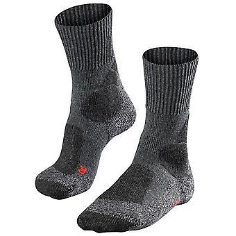 Falke trekking 1 sokker-Asphaly mel grå