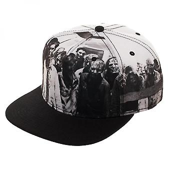 Walking Dead Zombies Snapback Hat