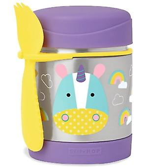 Skip Hop Food Jar Thermos Unicorn