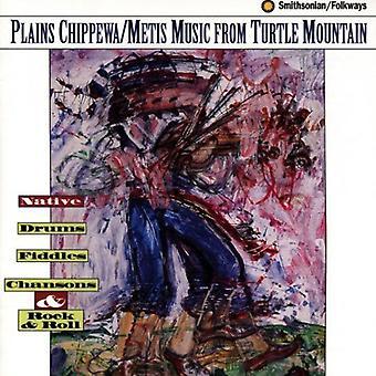 Slettene Chippewa/Metis musikk - slettene Chippewa/Metis musikk [DVD] USA importere