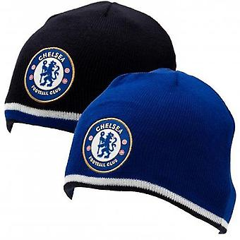 Chelsea Reversible strikket Hat