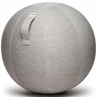 Vluv Stov stof seat bal diameter 50-55 cm beton / licht grijs