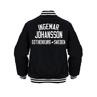 Ingemar Johansson Boxing Legend Jacket