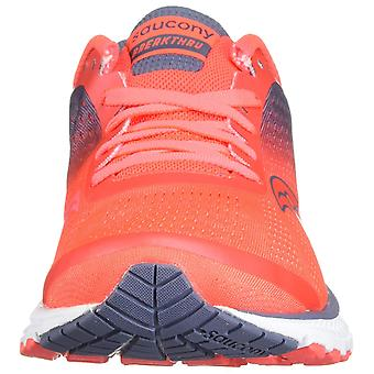 Saucony Womens Breakthru Leather Low Top Lace Up Walking Shoes