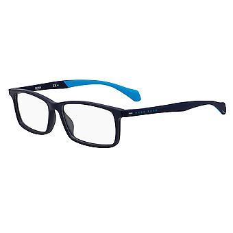 Hugo Boss 1081 FLL Matte Blue Glasses