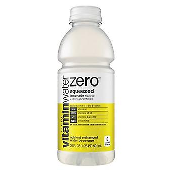 Vitamin Water Zero Squeezed-( 591 Ml X 12 Bottles )