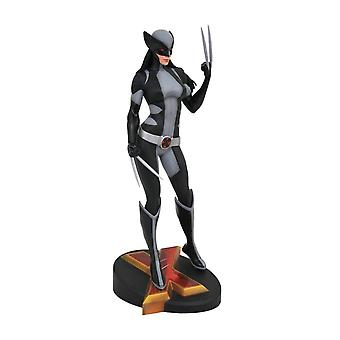 Diamond Select Toys Marvel Gallery X-Force X-23 Beeld - SDCC 2019 Exclusief